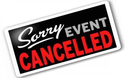 Update annulering activiteiten
